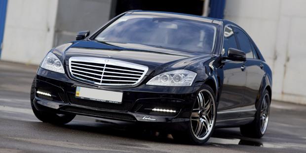 Mercedes-Benz W221 рестайлинг LORINSER