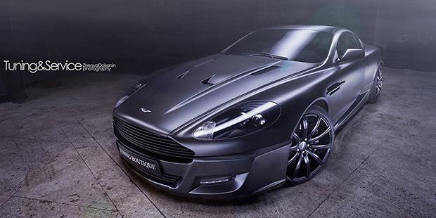 Aston Martin KAHN Design