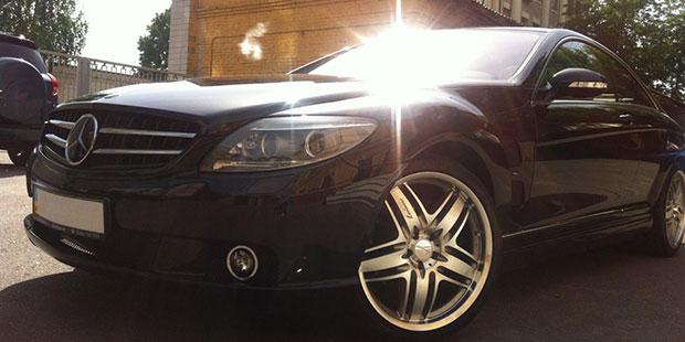 Mercedes CL - класс (C216) 2010 LORINSER