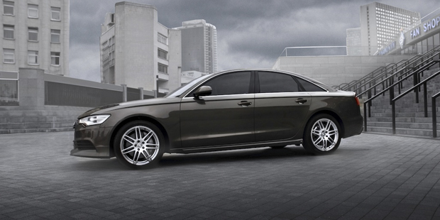 AUDI A6 ABT Tuning