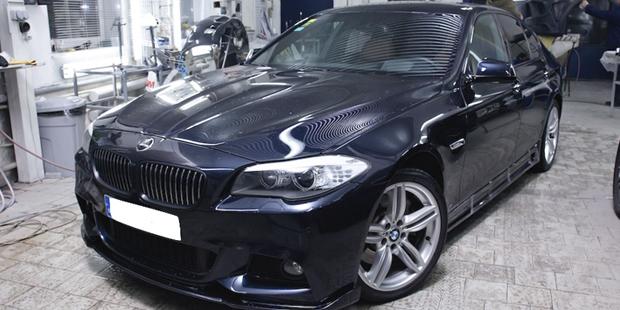 BMW F10 M Hamann