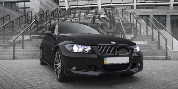 BMW 3 E90 AC Schnitzer Tuning