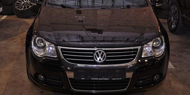 NANOкерамика VW кабриолет