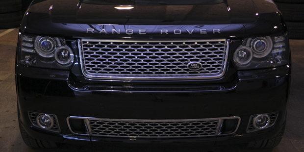 Рестайлинг Range Rover 2007 в Autobiography 2012 + NANOкерамика