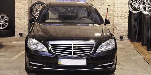 Рестайлинг Mercedes-Benz W221 S500 + NANOкерамика