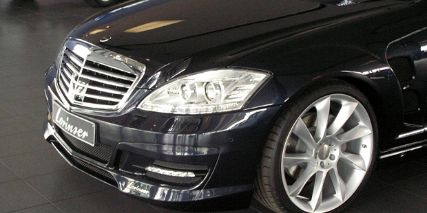 Mercedes S-класс (W221) 2008 LORINSER