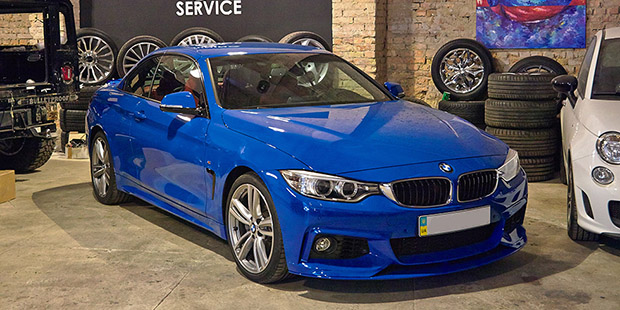 BMW 435 M Performance