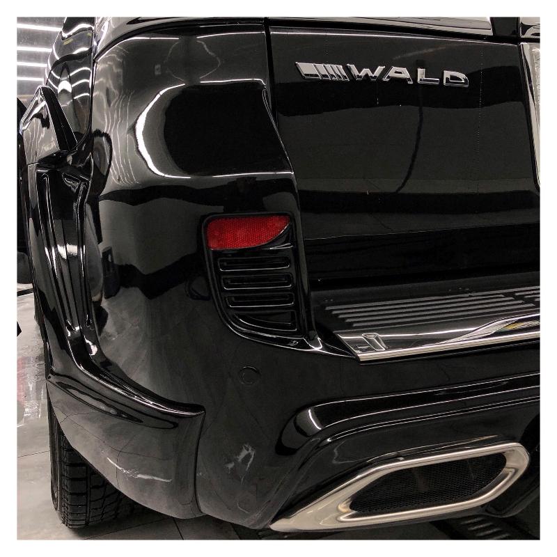 Моделирование тюнинга для автомобиля