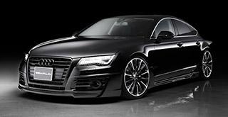 Audi A7 Sportback в обвесе Wald International