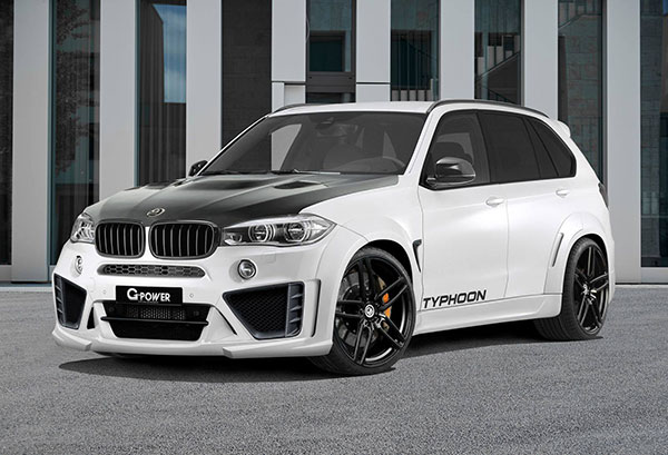 G-Power BMW X5 M Typhoon 750hp