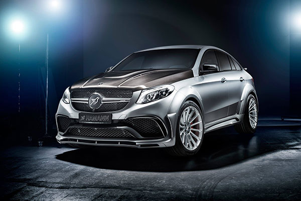 MB GLE Coupe HAMANN