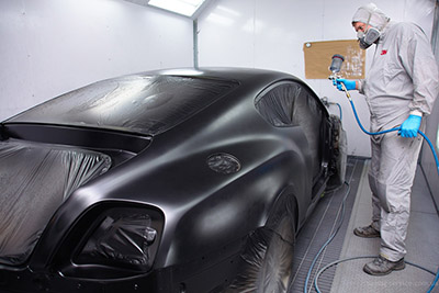 Покраска автомобиля, полная и локальная покраска авто, кузова машины ... 48afe92442b